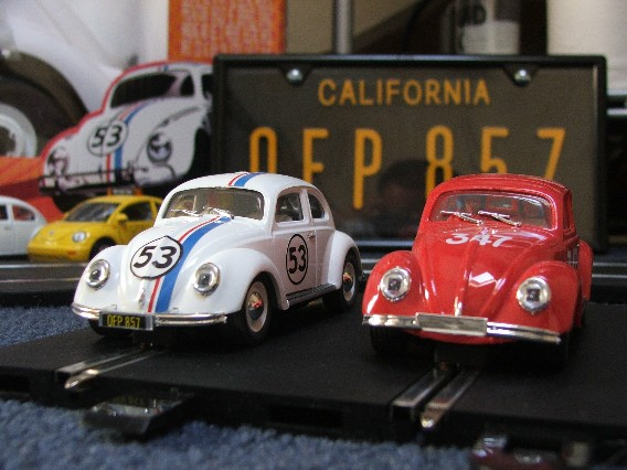 Herbie Toy Collection